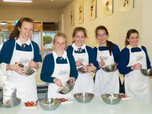 master chef class