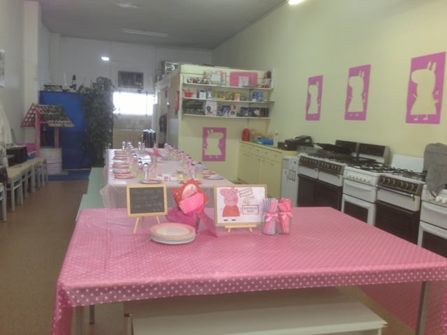 pepepa pig themed party